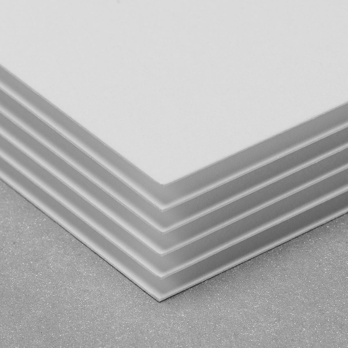 give your business cards a boost and step up to a sturdier matte paper - Business Card Paper