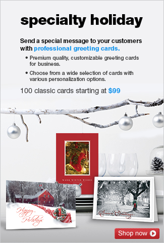 Staples print marketing services invitations announcements and corporate holiday cards m4hsunfo