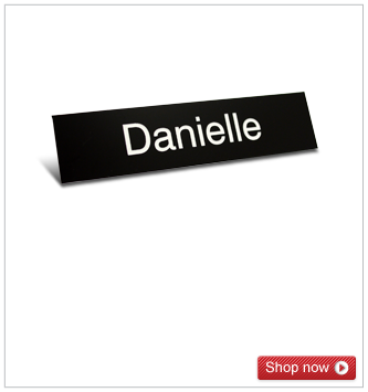 Staples print marketing services nameplates and name badges solutioingenieria Choice Image