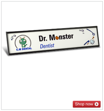 Staples Print & Marketing Services | Nameplates and Name Badges