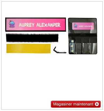 Services d impression et de marketing staples bureau en gros plaques de nom et porte noms - Plaque de porte de bureau ...