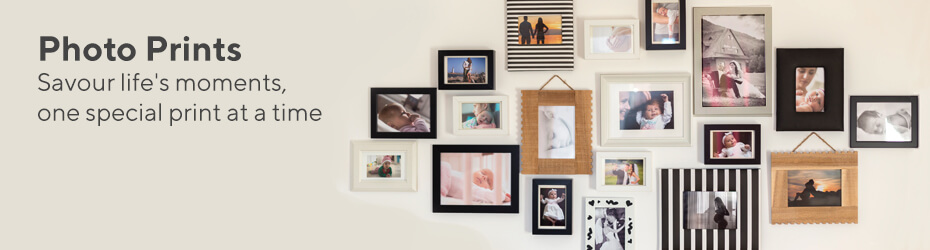 Photo print, savour life's moments, one special print at a time.