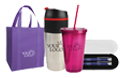 Assorted promotional items